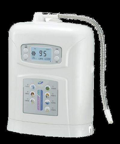 Ionizzatore acqua casa