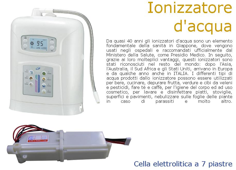 Ionizzatore